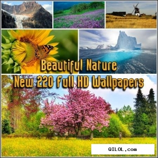 Beautiful nature - new 220 full hd wallpapers