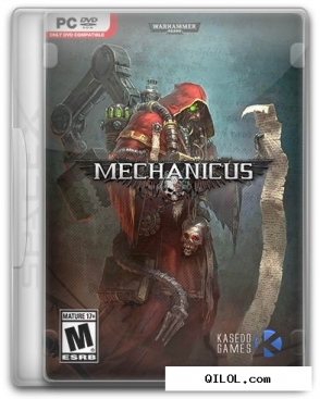 Warhammer 40,000: mechanicus (2018) pc | repack от spacex