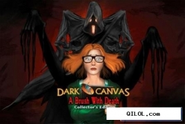 Dark canvas: a brush with death. collectors edition (2013/Rus)