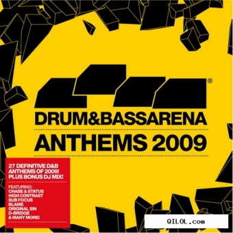 Va - drum & bass arena presents anthems (2009)