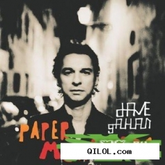 Dave Gahan (Depeche Mode) - Paper Monsters (2003)