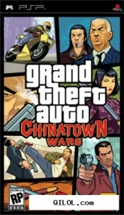 Grand Theft Auto: Chinatown Wars (2009/PSP/RUS)