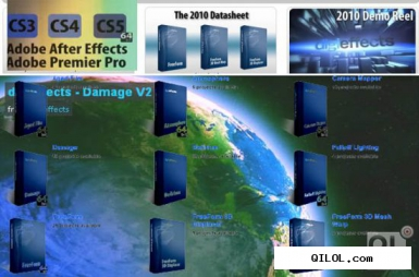 DigiEffects Plugins for After Effects CS4 CS5