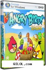Angry Birds Seasons (PC/2011)