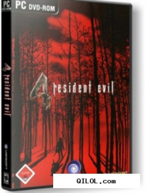 Resident Evil 4 (2007/ENG/RIP by TeaM CrossFirE)