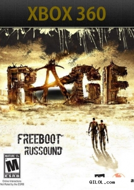 Rage + 2 DLC (2011/PAL/RUSSOUND/JTAG/XBOX360)