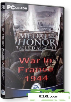 MOHAA:War In France 1944 (2002/RUS/RePack by Fenixx)