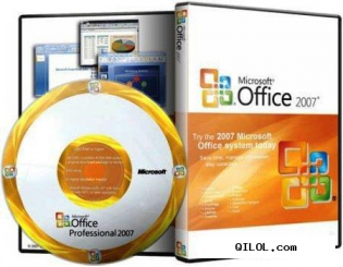 Portable Microsoft Office 2007 SP2 Pro. Plus Rus. (MSO.v.12) MAX-Pack-2010 от 06.11.2010