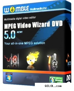 Womble MPEG Video Wizard DVD 5.0.1.105  Rus (Update release 09.2012) Portable by goodcow
