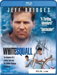 Белый шквал / White Squall (1996) BDRip 720p + 1080p