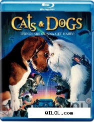 Кошки против собак / Cats & Dogs (2001) HDRip