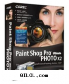 Corel Paint Shop Pro Photo Ultimate X2 v 12.50 Portable