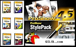 Photodex ProShow Producer 4.5.2929+ Photodex ProShow Gold 4.5.2929+ProShow StylePack vol.1.2.3.4 + ProShow StylePack Escapes + ProShow StylePack Grung