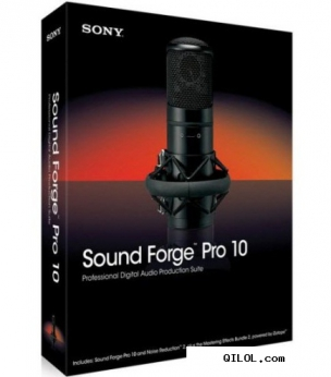 Sony Sound Forge Pro 10.0c Build 491 + Update Russian by Grigorich