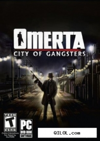 Omerta: City of Gangsters v.1.02 (2013/RUS/ENG) Repack от R.G. Catalyst