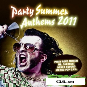 Party Summer Anthems 2011
