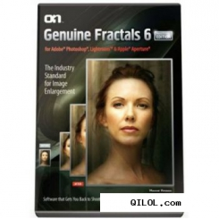 OnOne Genuine Fractals v6.02 Professional Edition