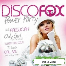 Various Artists - Disco Fox Power Party (2011).MP3