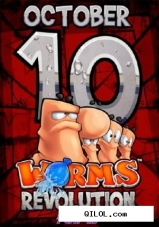 Worms Revolution + DLCs (2012/MULTi7/RUS/ENG) Steam-Rip от R.G. Игроманы
