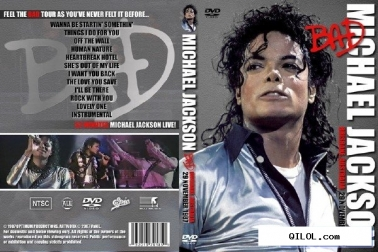 Michael jackson - bad tour live at wembley stadium (1988 / 2012) vhsrip