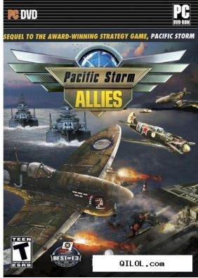 Pacific storm: allies (2007) pc | repack