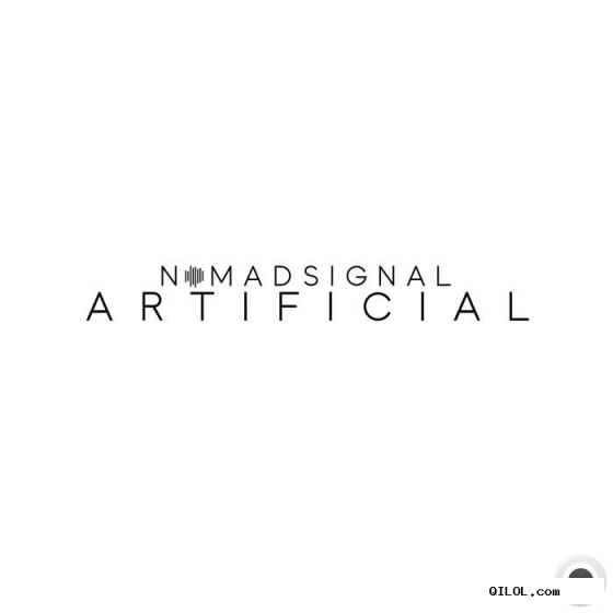 Альбом  nomadsignal - artificial (2018)