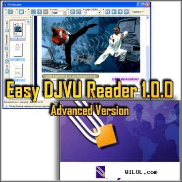 Easy djvu reader 1.0.0 advanced version