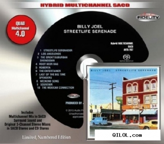 Billy joel - streetlight serende 1974 (remastered) (2015)