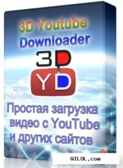 3d youtube downloader 1.9 - загрузит видео с youtube